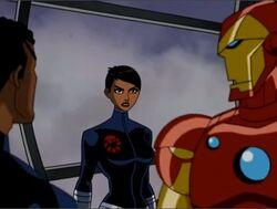 Maria Berates Iron Man AEMH