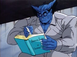 Beast Reads Animal Farm