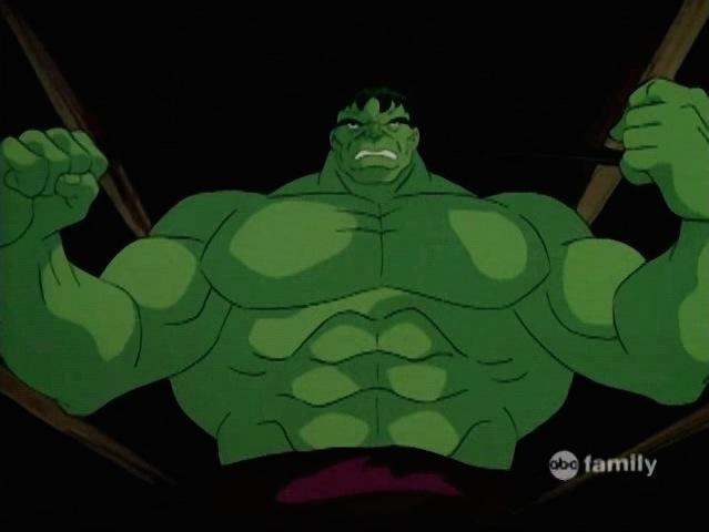 Hulk   Marvel Animated...