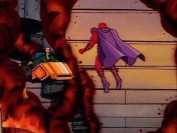 Xavier Questions Magnetos Horror