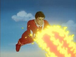 Sunfire Powers