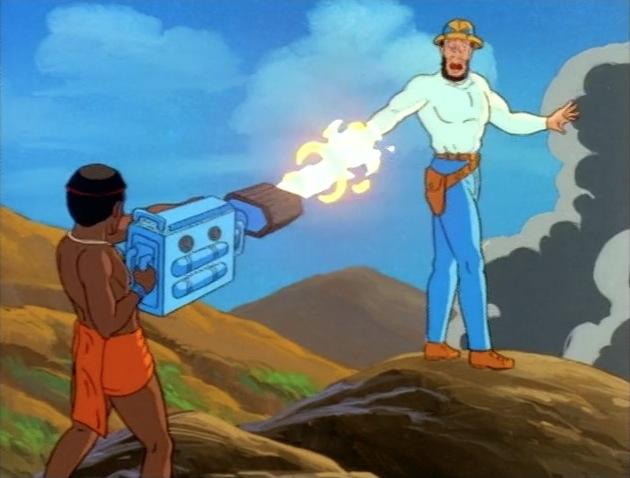 File:T'Challa Shoots Klaw.jpg