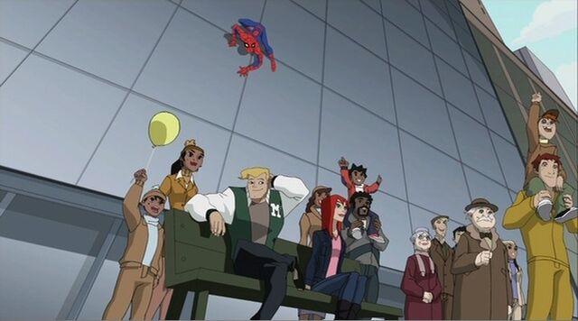File:Spider-Man Finds MJ Parade SSM.jpg
