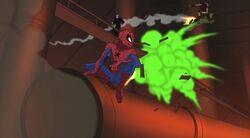 Spider-Man Tombstone vs GG SSM