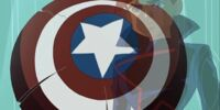 Captain America's Shield (Next Avengers: Heroes of Tomorrow)