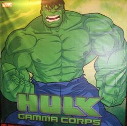 Hulk Gamma Corps