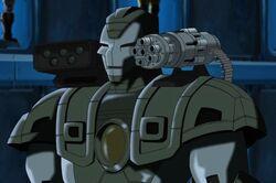 War Machine Armor UA2
