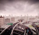 Freeway Interchange (Funko Universe)