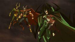 Hela Curses Loki HVT