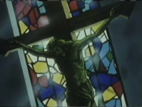 Jesus on Cross MOF