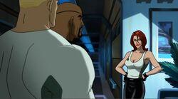 Natalia Confronts Steve UA2