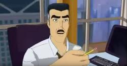 J Jonah Jameson (Spider-Man The New Animated Series)