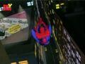 Spider-Man Swings Past DB Billboard.jpg