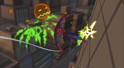 Spider-Man Bomb Barage SSM