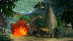 Chitauri Attack Village UA2
