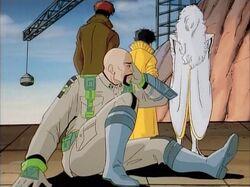 Genoshan Commander Sees Mutants Leave