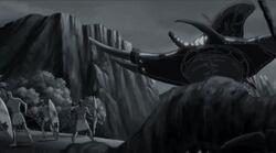 Chitauri Attack Wakanda WWII UA2