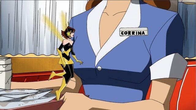 File:Wasp Sees Corrina Nametag AEMH.jpg