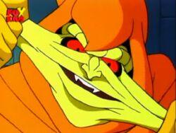 Hobgoblin Pulls Mask