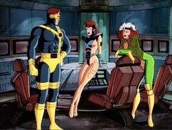 Cyclops Worried About X-Men On Genosha