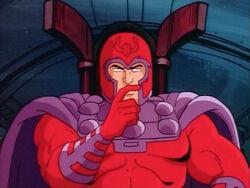 Magneto Anticipates Xaviers Countermove