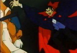Dracula Attacks Hans DSD