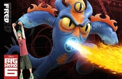 Fred Cast Announce BH6
