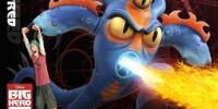 Fredzilla (Big Hero 6)
