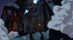 Avengers Attack UA