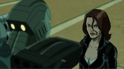 Widow Orders Iron Man UA2