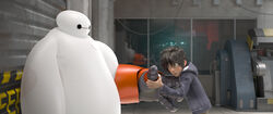 Hiro Puts On Gauntlet BH6 Teaser