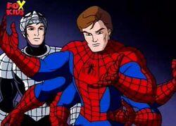 Spider-Man Alternate Six Arms