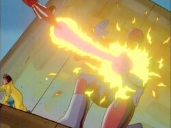 Sunfire Saves Jubilee From Sentinel