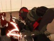 Whiplash Graps Iron Man IMAA