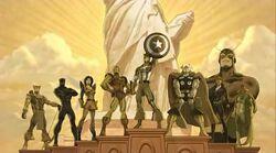 Classic Avengers NAHT