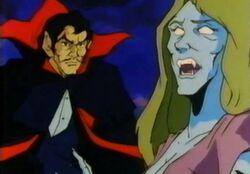 Mallisa Refuses Dracula DSD