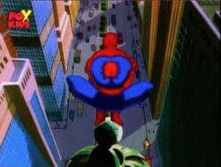Spider-Man First Shot