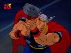 Thor Calls To Odin