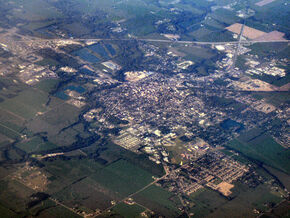 Shelbyville-indiana-from-above
