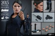Maria Hill hot Toys 1