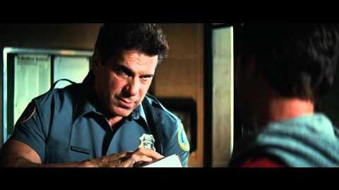 Louis Ferrigno in The Incredible Hulk(2008)