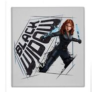CW promo Black Widow