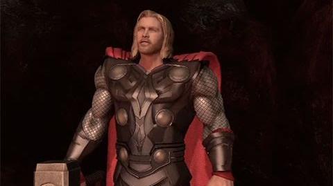 """""""Thor God of Thunder"""" Voice Over Trailer"""