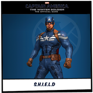 SHIELD suit
