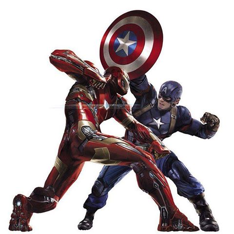 File:Cap VS Iron Man.jpg
