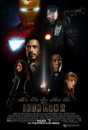 Iron Man 2 Alt Poster