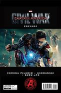 Civil War Prelude 1 Cover