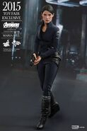 Maria Hill hot Toys 2
