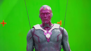 Vision - BTS Green Screen (The Making of AoU)