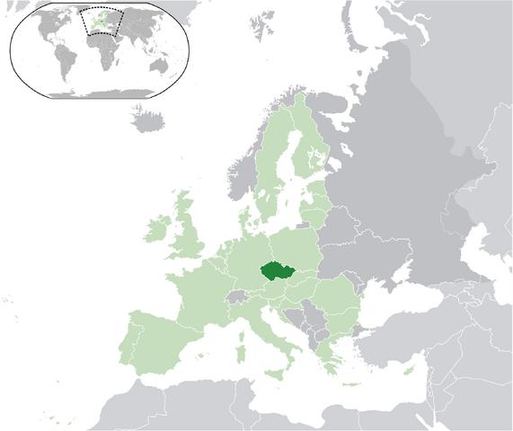 File:Map of Czech Republic.png